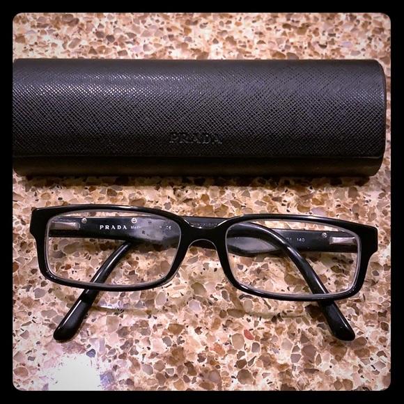 ec765dd43db Prada Accessories | Authentic Frames | Poshmark